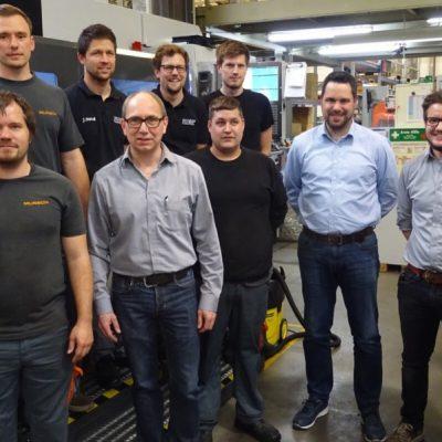 Das Team MUNSCH Chemie Pumpen GmbH