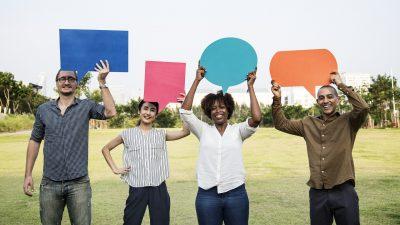 Der digitale Wandelt verändert die Kommunikation. Eine gezielt Ansprache wird daher immer wichtiger.