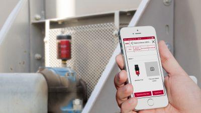 Via App zum passenden Schmiersystem. © perma-tec GmbH & Co. KG / FLYACTS GmbH