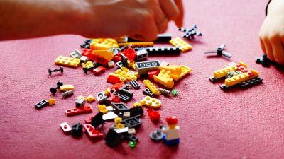 Lego® Serious Play® ist eine innovative Methode, um Geschäftsprozesse zu verstehen und zu optimieren.