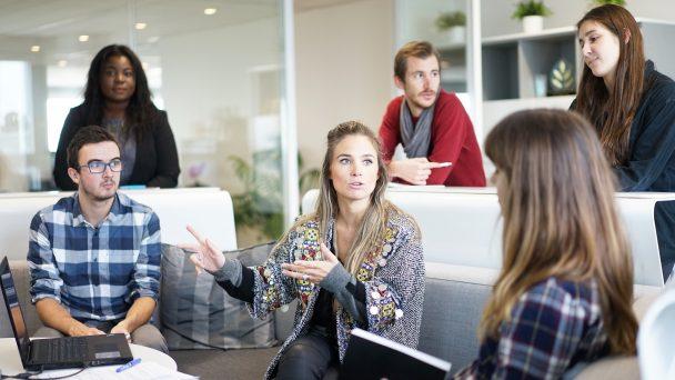 Vertrauen und Sicherheit: Dabei gilt es, die Mitarbeiter beim digitalen Wandel einzubinden.