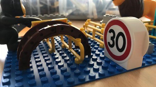 Aufgenommen während eines LEGO®SERIOUS PLAY®-Workshops in Dieburg.