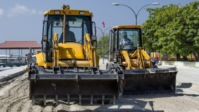 Die Digitalisierung ist im Straßenbau bereits standard.