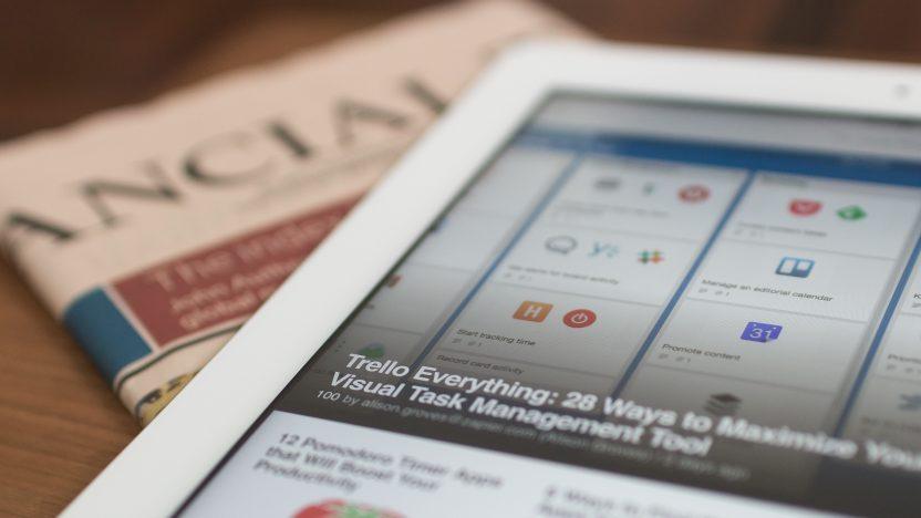 Die klassische Zeitung verliert immer mehr Leser. Verleger müssen sich neue Geschäftsmodelle einfallen lassen.