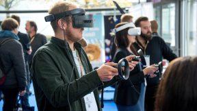 VR-Technologie wird immer mehr nachgefragt.