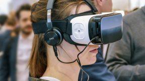 Roboter-, VR-, AR- und 3D-Technologien testen und verstehen.