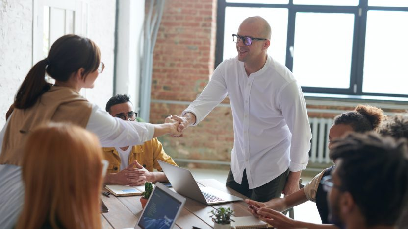 Kooperationen zwischen Start-ups und KMU bergen große Innovationspotenziale.