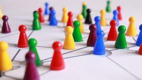 Bildhafte Darstellung von Kooperation