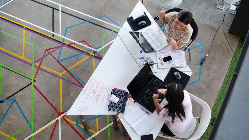 Bildliche Darstellung Digitale Kooperation