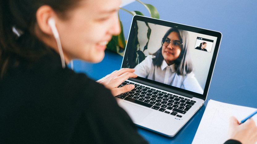 Bildliche Darstellung digitale Interaktion