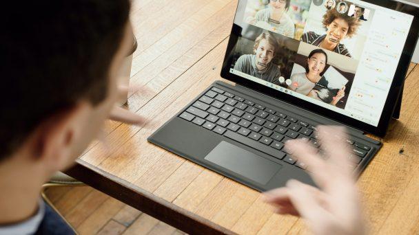 Fragen zur interaktiven digitalen Kommunikation